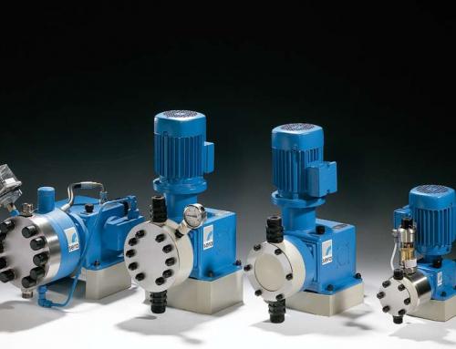 Product Range dosing pumps