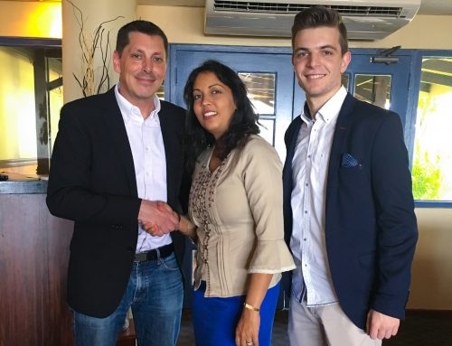 thenex® signs agreement with Mrs. Chitra Badal as Sales Executive for thenex in Trinidad & Tobago