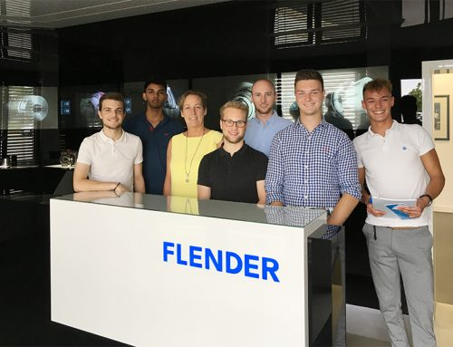 thenex meets Flender… just around the corner!