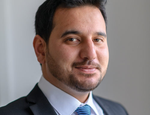 thenex appoints new Sales Manager for the Middle East & North Africa team: meet Jafar Mahmoodi!