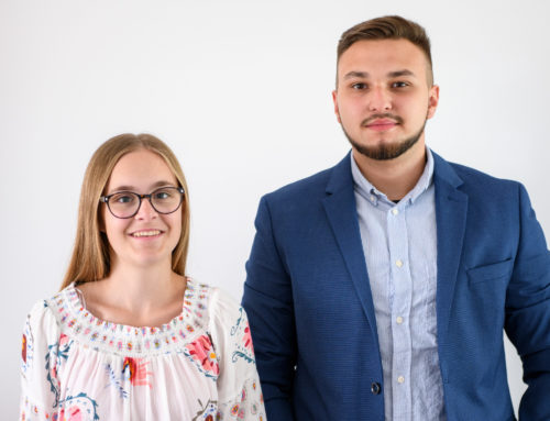 Two new trainees joining thenex