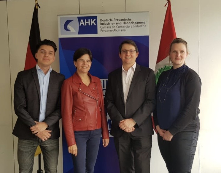 thenex Partner Deutsch-Peruanische IHK