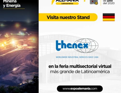 thenex takes part in the largest Latin American Virtual Trade Fair